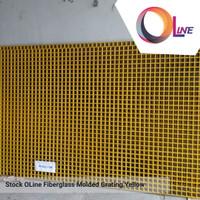 Grating Fiberglass, Molded Grating Mesh 3838 - 1000x2000mm