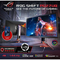 Monitor Gaming ASUS ROG Swift PG27UQ 27 / Black