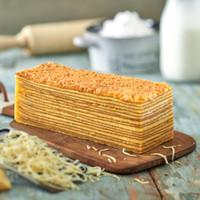 kue lapis legit keju Surabaya moist halal resep kuno
