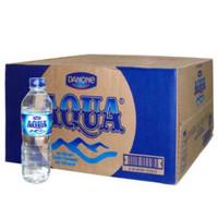 aqua botol 600 ml 1dus 24,pcs