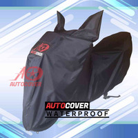 TERMURAH Cover Sarung Motor Nmax PCX Lexi Vario - Biru