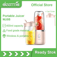 Deerma Electric Juicer Cup Blender 400ML NU005