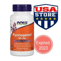 Now Foods Pycnogenol Food pembuluh darah jantung darah tinggi imun