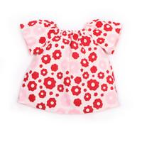 Lil' Notre Atasan Batik Anak/Siena Top/ Flower/Red