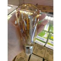 LAMPU LED FILAMEN 2W 3W 4W BOHLAM VINTAGE CAFE G45 ST64 - 4 Watt