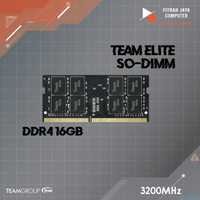 Ram Team Elite SODIMM DDR4 PC25600 16GB 3200Mhz