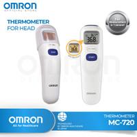 OMRON NON CONTACT THERMOMETER MC-720
