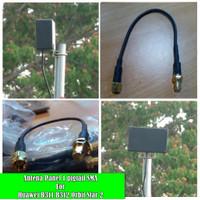 Antena Penguat Sinyal Panel Router 4G Orbit Star 2 Huawei B311 B312