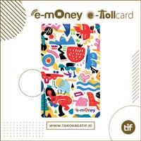 "eMoney eToll Mandiri ""Issue"""