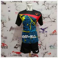 Terhot Jersey Olahraga Batminton - Setelan Baju Dan Celana New