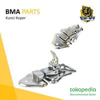 Kunci Koper BMA / Kunci Pengait Koper / Box / Hardcase Aksesoris BMA