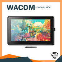 WACOM CINTIQ 22 inch BONUS HEADPHONE / GARANSI RESMI SATU TAHUN