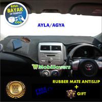 Aksesoris Cover Penutup & Pelindung Dashboard Mobil Ayla Agya