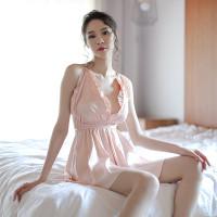 LINGERIE BAJU TIDUR SEXY WANITA DEWASA / LINGERIE SEXY 1115 - peach
