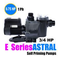 Pompa Kolam Renang Astral E Series 3/4 HP 1PH