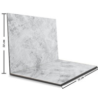 Alas Foto Lipat Jumbo 50x70 Background Foto Produk Marble Marmer