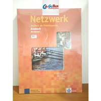 Netzwerk B1 Goethe Bahasa Jerman By Katalis 1 Paket 2 buku dan 2 CD