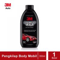 3M Premium Wax (350 ml bottle) - (membuat cat mobil mengkilap)