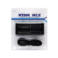Charger Xtar Mc2 Premium Battery 2 Slot