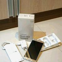 Samsung Galaxy Note 5 Second (Pakai sendiri dari baru)