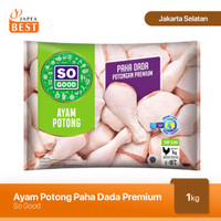 Ayam Potong Paha Dada Premium So Good 1 Kg