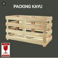 packing kayu dispenser