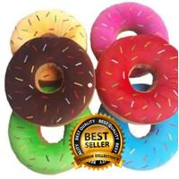 bantal donat wasir kualitas premium diameter 50cm