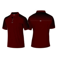 Birdie Polo Shirt ST87 Rio Red