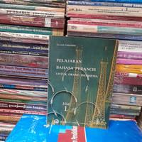 Ori Buku Pelajaran Bahasa Perancis Untuk Orang Indonesia 1 Claude Tasc