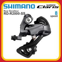 SHIMANO R2000 RD CLARIS Rear Derailleur 8 Speed Short Cage
