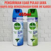 Dettol Disinfectant Spray // Dettol Spray Membunuh Bakteri dan Virus