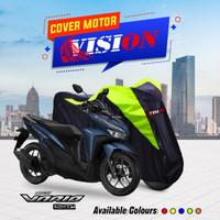 TERMURAH Cover Sarung Motor Honda Vario Penutup Sarung motor All Vario - Biru