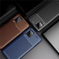 Case Samsung Galaxy A12 Softcase Carbon Autofocus Original