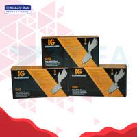 KLEENGUARD G10 Grey Nitrile Gloves - Sarung Tangan Nitril 150 gloves