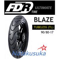 Ban Luar FDR Blaze Tubeless (TL) 90/80-17