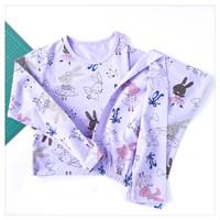 Baju Tidur Anak Usia 6 - 10 Tahun Tanpa Kancing Kualitas Premium