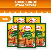 SASA Bumbu Lumur Ayam Special 26gr - 5 Pcs