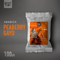 ARABICA PEABERRY GAYO 100GR