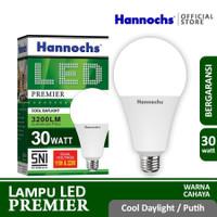 Hannochs Lampu LED Premier 30 watt - cahaya Putih
