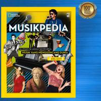 Buku Anak Seri National Geographic - Musikpedia - Original
