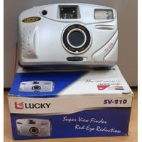 Sale New Old stok kamera Antik Lucky SV-210 Real Pic