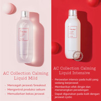 [BPOM] COSRX AC Collection Calming Liquid Mild 125ml / Intensive 125ml