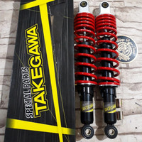 Shock Skok Shockbreaker Belakang 360 mm Takegawa Top Up