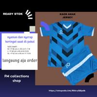 baju anak anak futsal Jersey stelan sepak bola terlaris COD