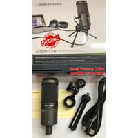 Audio Technica AT2020USB | AT2020 USB | AT2020USB+ Mic condenser USB