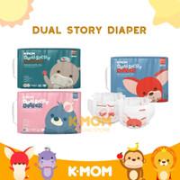 K-MOM - (Popok Bayi) Dual Story Band Diaper