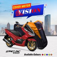 TERMURAH Cover Sarung Motor Honda PCX Penutup Sarung motor All PCX - Biru