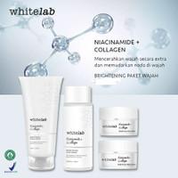 Whitelab Brightening Paket Wajah