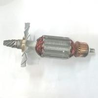 armature / angker / rotor untuk mesin poles SAT180 SAT 180