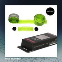 GUB 1620 Anti Slip Bike Handle Bar Tape FLUO GREEN - Wrap Stang Sepeda